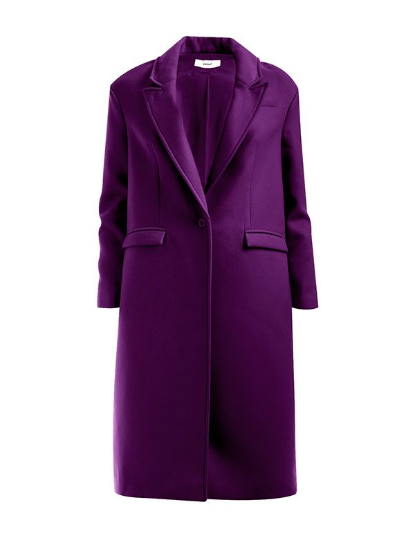 Cameo No Light Grape Coat
