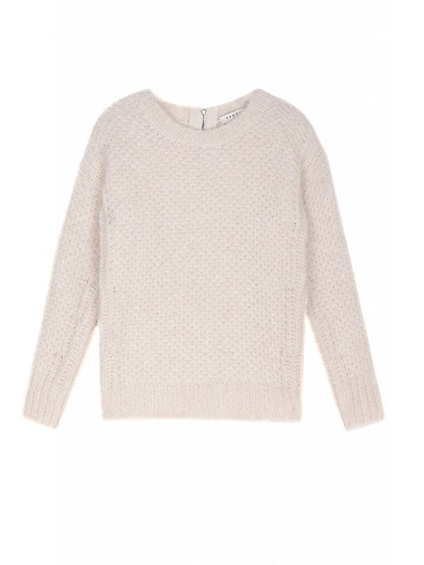 Sandro Susy Knit Mohair Sweater
