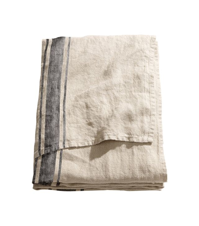 H&M Linen Tablecloth