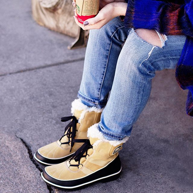 How to Style Your Winter Boots Like a Blogger