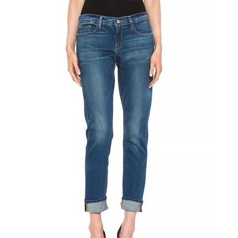 Le Garcon de Jeanne Relaxed Skinny Jean