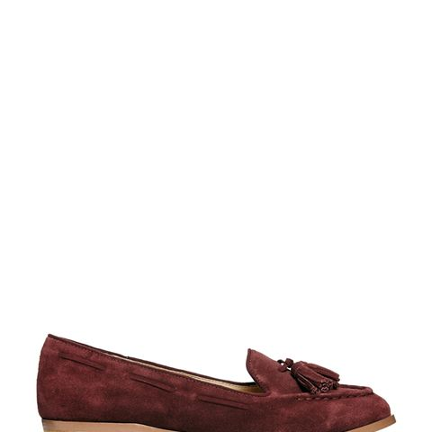 Maxed Out Suede Loafers