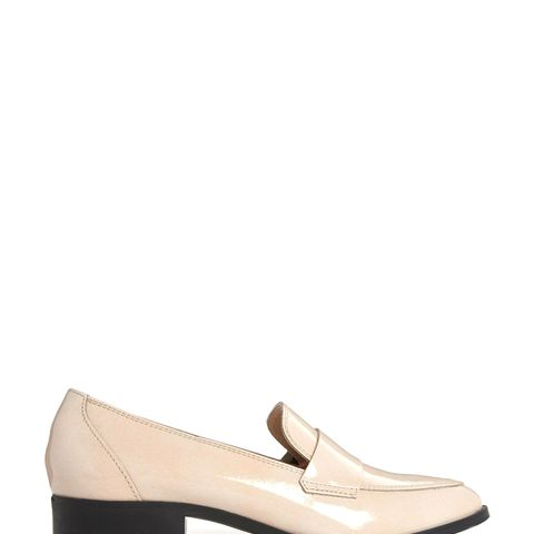 Madhatter Leather Flats