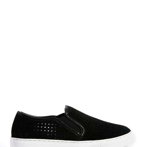 Daisy Suede Sneakers