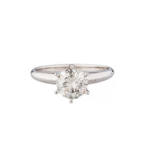 1.24ctw Diamond Solitaire Ring