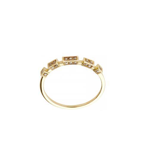 Chuck Diamond Ring