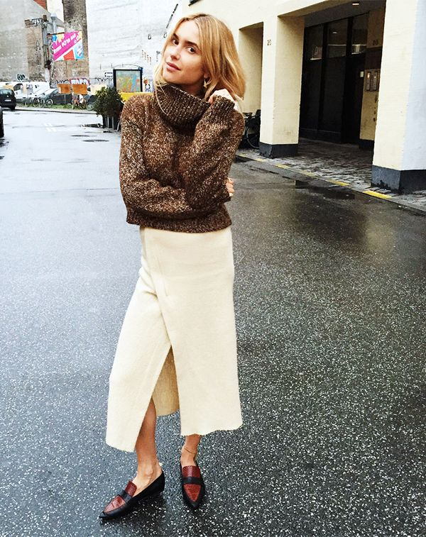 how to wear loafers womens 2018