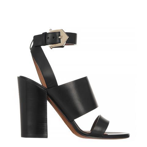 Sara Leather Sandals