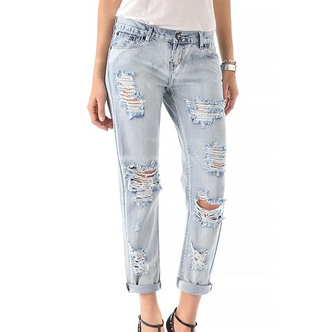 Awesome Distressed Jeans