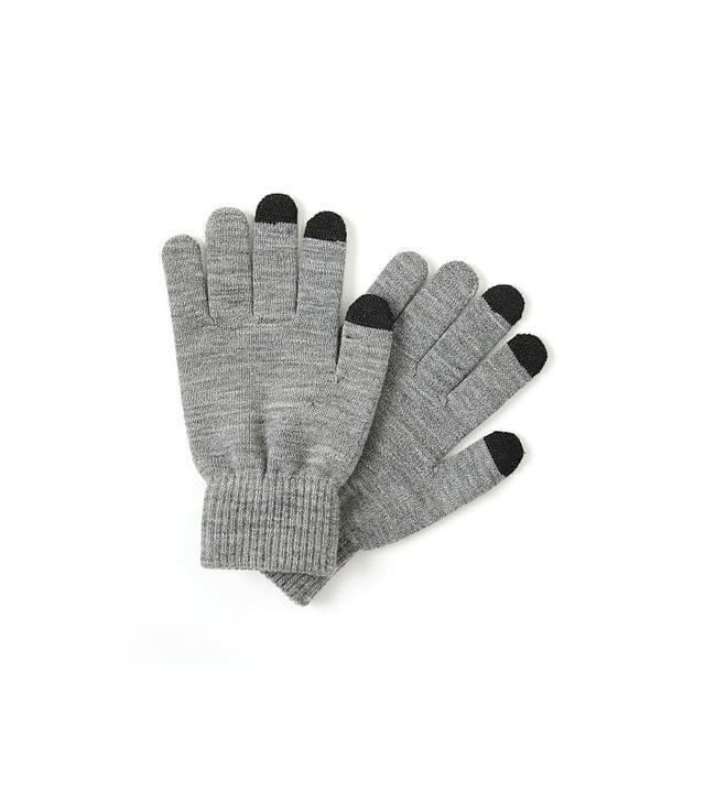 West Elm Tech Knit Gloves