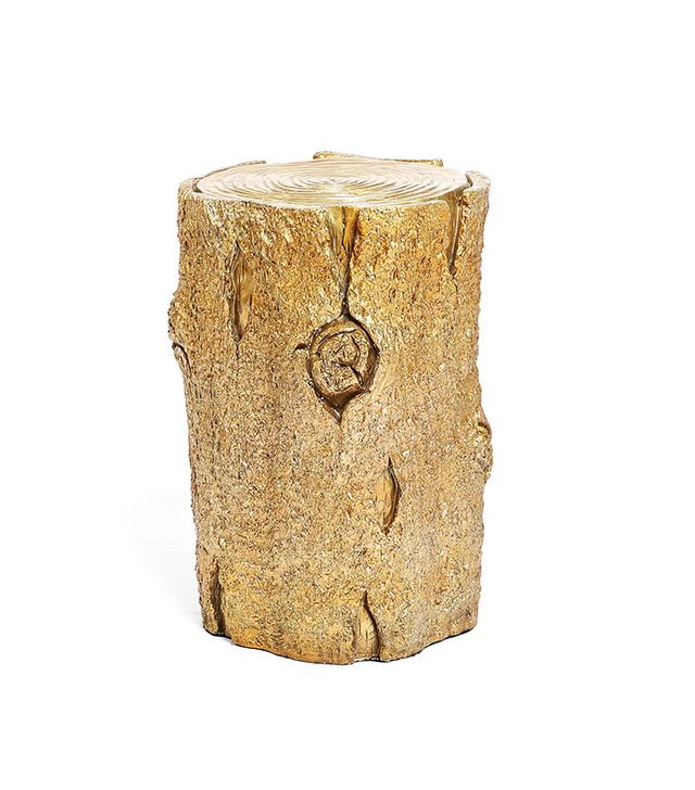 Urban Outfitters Tree Stump Side Table