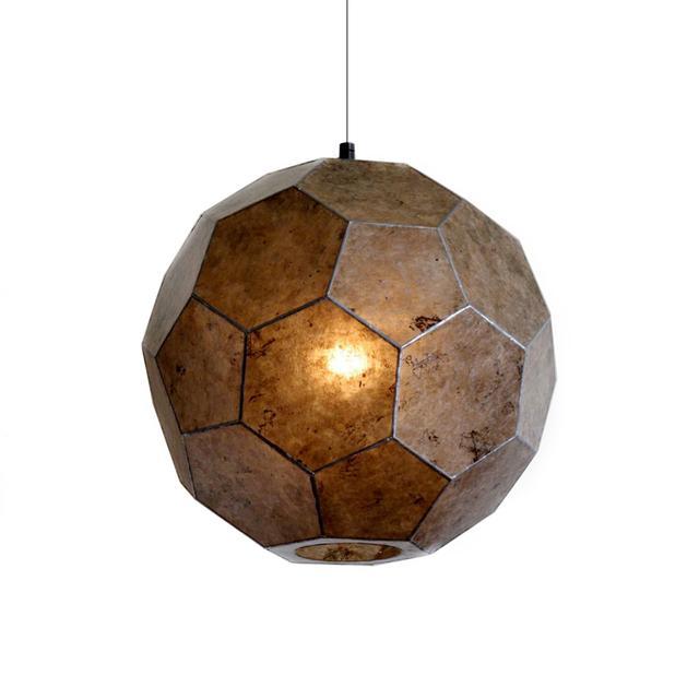Robert Lewis Mica Globe