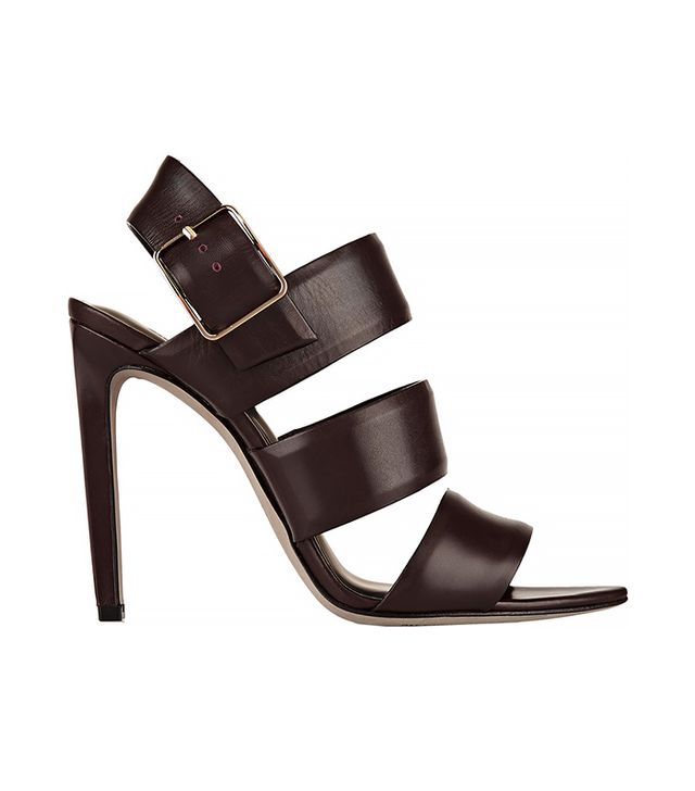 Alexander Wang Kerry Leather Sandals