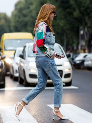 Tip of the Day: Patchwork Denim Done Right