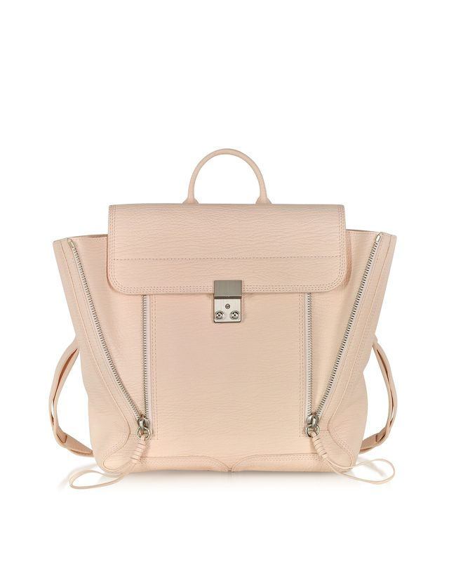 3.1 Phillip Lim Wht Peach Pashli Backpack