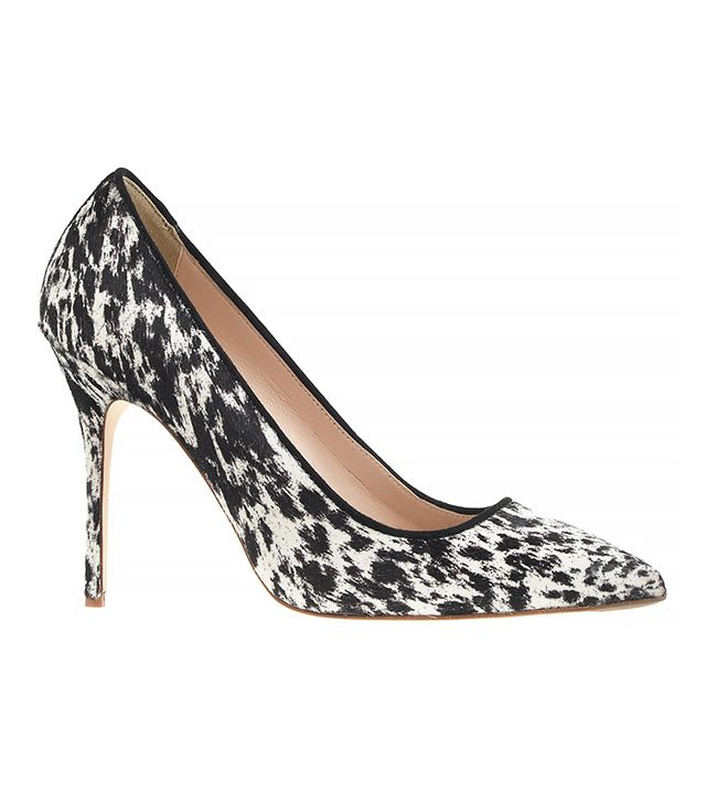 J. Crew Collection Roxie Calf Hair Pumps