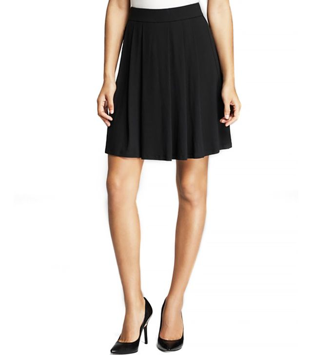 Eileen Fisher Pleated Skirt