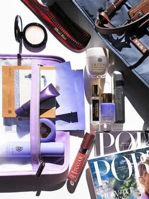 How to Pack Your Toiletries Like a Beauty Editor