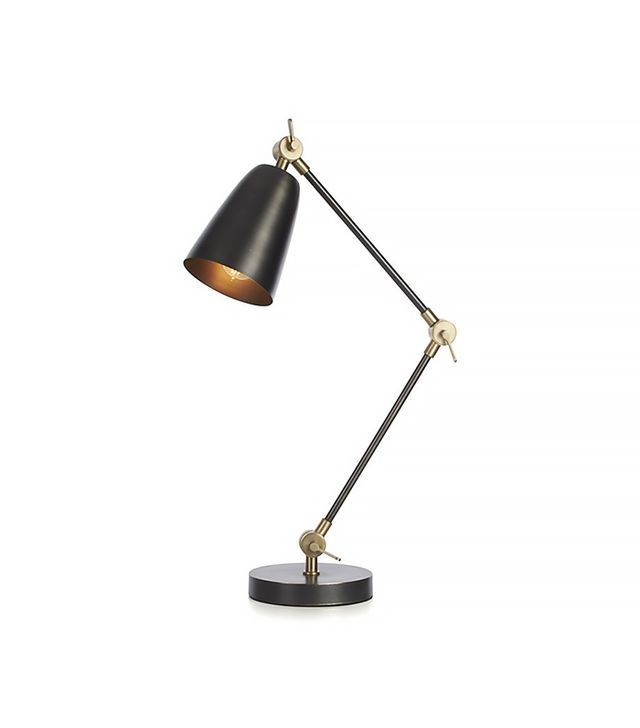 Crate & Barrel Cole Task Lamp