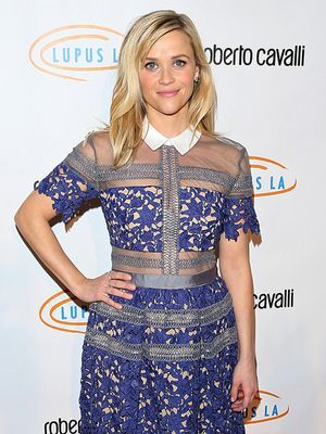Reese Witherspoon Hits the Red Carpet in Beloved Label