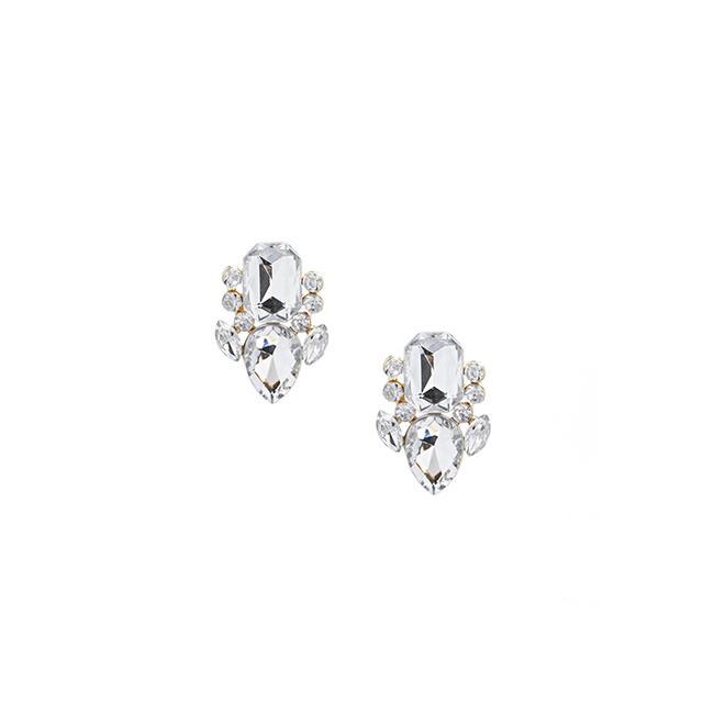ASOS Ted Baker Cinta Gem Cluster Earrings
