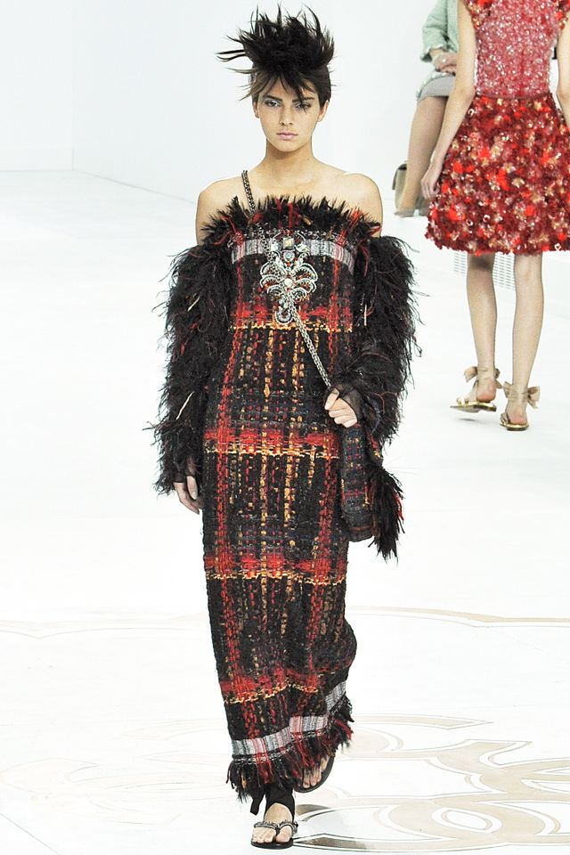 Kendall Jenner's Next Big Campaign: Karl Lagerfeld
