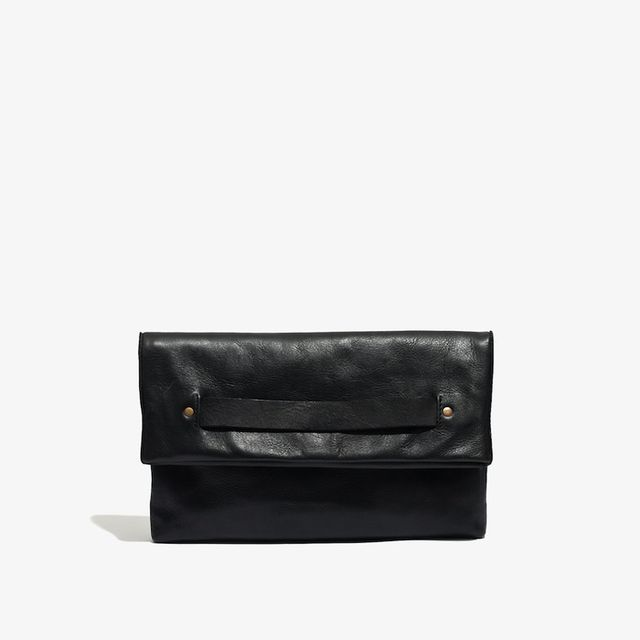 Madewell The Intermission Clutch in Studpoint