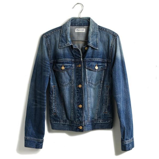Madewell The Jean Jacket