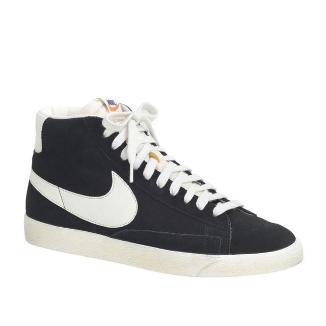 Nike Men's Blazer High Suede Vintage Sneakers