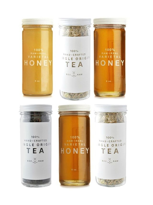 Bee Raw Zen Out—Three Tea & Honey Pairings
