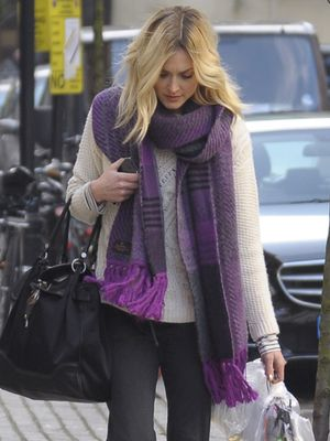 Have to Have It: Fearne Cotton's Oversized Scarf