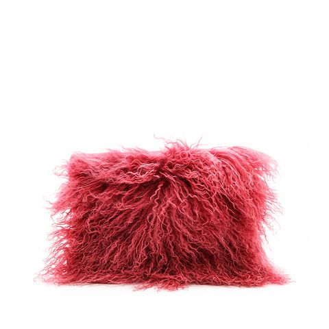 The Daily Lux Shearling Pouch