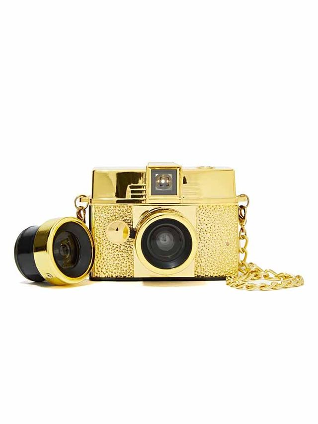 Lomography Diana Baby 110 Gold Camera
