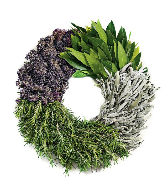 William-Sonoma Cooks Herb Wreath