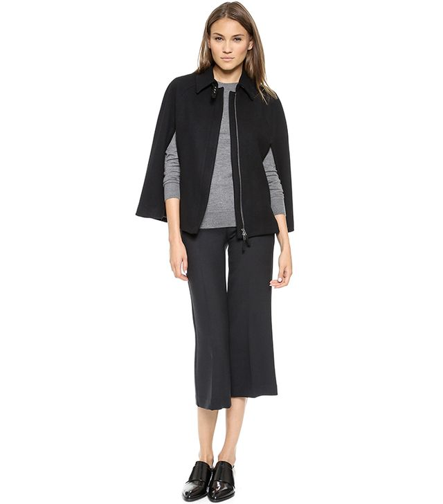 Theory Danijo Structured Cape