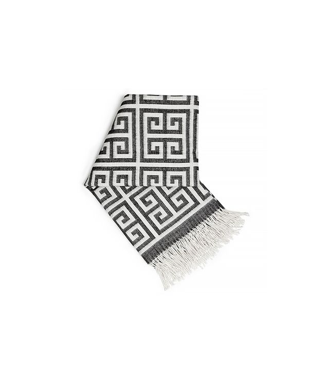 Jonathan Adler Greek Alpaca Throw