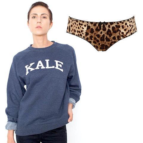 Kale Unisex Sweatshirt