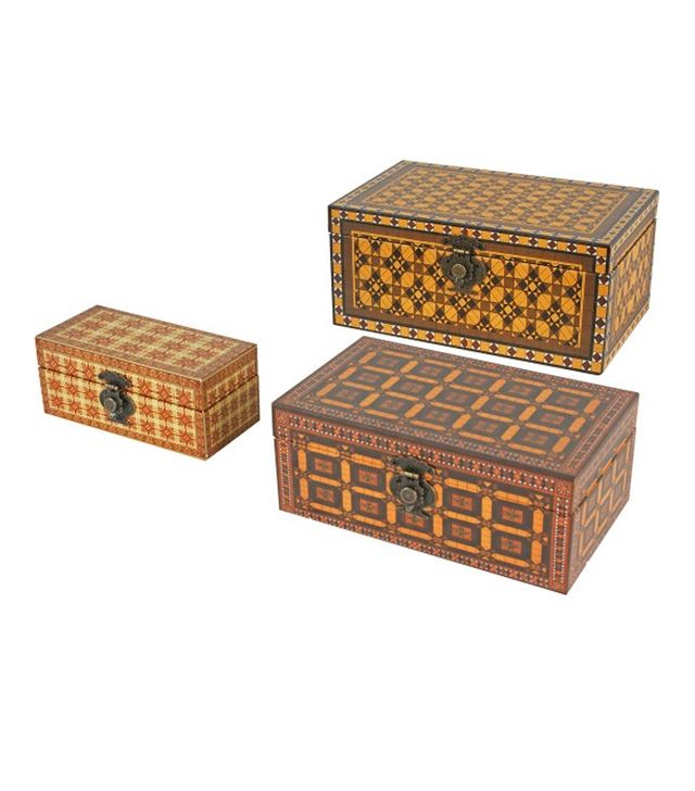 High Fashion Home Decorative Boxes