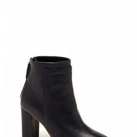 Mercer Block Heel Boots
