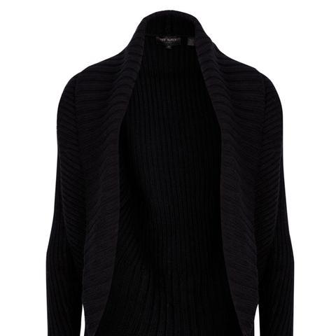 Halim Circular Knit Cardigan