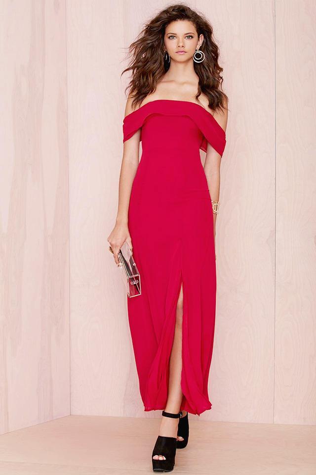 Julia Chiffon Gown