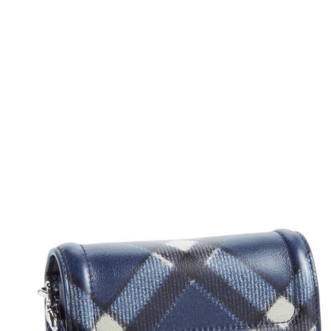 Top Schooly Jax Leather Crossbody Bag