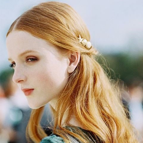 Valentino Hair Pin Street Style