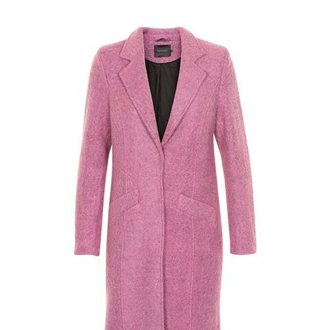 Misty Rose Coat