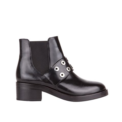 Alix Leather Chelsea Boot