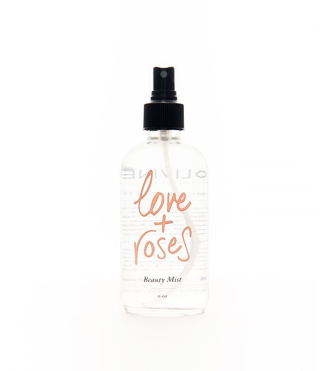 Olivine Love + Roses Mini Beauty Mist