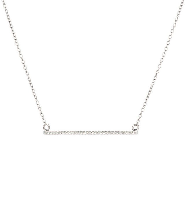 Marcia Moran AP 2 Sterling Silver Necklace