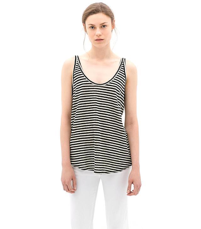 Zara Striped Tank Top