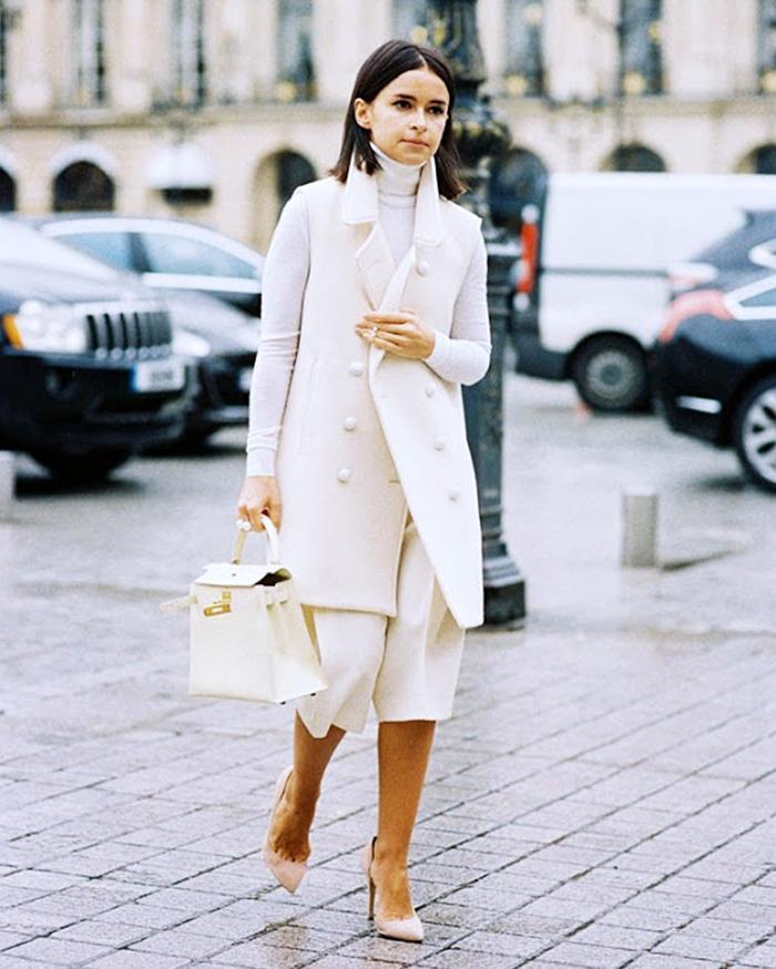 Miroslava Duma's personal style