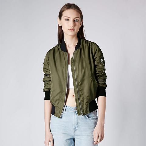 Ultimate Mai Bomber Jacket